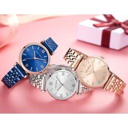 Mini se concentrent pas chers Luxury Diamond Ciel étoilé Watch, Fashion Logo personnalisé sous étiquette privée montre-bracelet Bracelet magnétique Lady les femmes