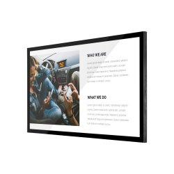 49인치 LCD 터치스크린 Android 모니터 버스 TV, 광고용