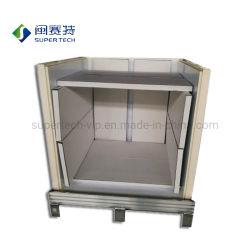 صندوق نقل مبرد كبير الحجم قابل للفصل للبيع واللوجستيات