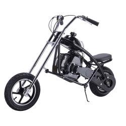 [موتوتك] [49كّ] غاز درّاجة ناريّة مصغّرة, سوداء