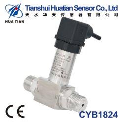 Cyb1824 Sensor diferencial Transmisor de presión