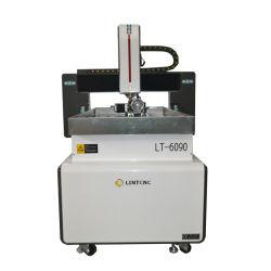 6060 6090 6012 1,5KW 2,2 kw 3.0kw 4découpage et la gravure de l'axe machine CNC routeur 3D pour le bois/acrylique/aluminium/métal avec axe rotatif