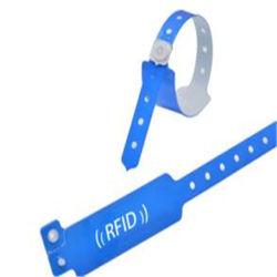Personal Design RFID Bracelet en caoutchouc Don trousseau de la fabrication de l'encre