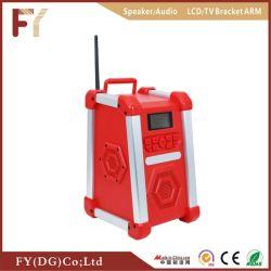 Meilleure vente de l'AF5815 Compact Bt chantier l'Orateur Compatible Batterie au Lithium '