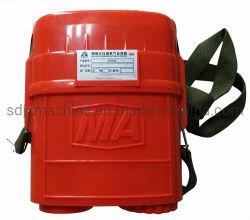 Respiratore dell'autorespiratore a ossigeno compresso autonomo della miniera di carbone