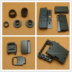 As peças de injetoras de plástico personalizada do molde do molde para contadores Automática