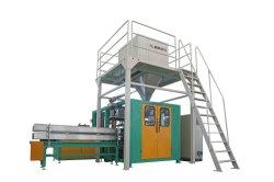 Machine de conditionnement de maïs des granules solides