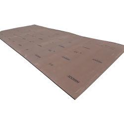 20mm de espessura Dureza Hardoxxs 400~425 400 Placa de aço
