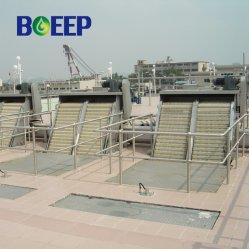 Industrielle Abwasserreinigungsschritte Mechanische Anlagen Zur Trennung Fester Flüssigkeiten