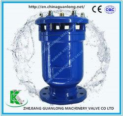 Вакуумный выключатель Intergral всасывания комбинированный клапан выпуска воздуха газа