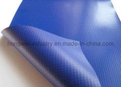 Revestimiento de PVC PVC para toldo con Anti-UV y el tratamiento de P.
