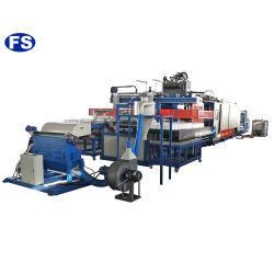 Schaumkunststoff-Schnellimbiss-Behälter-Maschine für die Herstellung des ENV-Mittagessen-Kastens und des Tellersegmentes