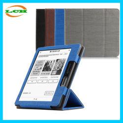 6'' Автоматический режим сна футляр из натуральной кожи для Amazon Kindle Oasis