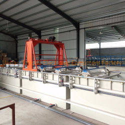 Galvanisierendes manuelles Zylinder-Überzug-Gerät für Befestigungsteil-Überzug-Maschine