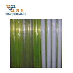 Los tubos de plástico transparente acrílico de gran diámetro tubo transparente para acuarios