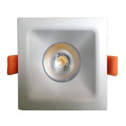 9W beleuchten quadratische LED Deckenleuchte unten mit Epistar PFEILER