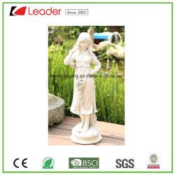 홈 및 정원 장식용으로 최고의 판매자의 대형 엔젤 레진 동상