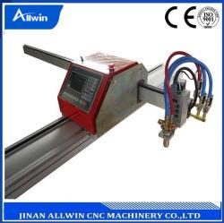 Nettoyer les plaies CNC Portable Mini Plasma Cutter et machine de découpe de la flamme 1530