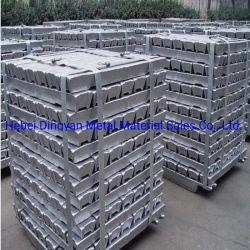 高い純度のアルミニウムインゴット安い価格の99.99%アルミニウム製品