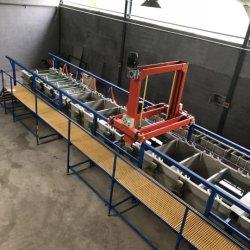 24K金張り機械またはバレルのタイプ亜鉛めっき機械のためのバレルのめっき装置の電気めっきのバレル