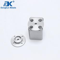 CNC maschinelle Bearbeitung/Aluminium/Gehäuse und Deckel für Zeile der Getriebe-/Nahrungsmittelaufbereitenteil-/Lebensmittelproduktion Gehäuse der Anwendungs-/Griculture Maschinerie