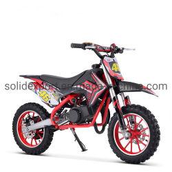 Los vehículos todoterreno buggys 49cc 2 trazos pibe Dirt Bike para ventas