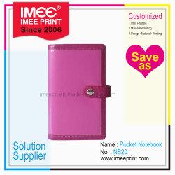 La stampa di Imee progetta il taccuino per il cliente Pocket di stampa Nb20