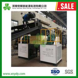 Industrieabfall-Plastikreißwolf Belüftung-HDPE Plastikrohr-Zerkleinerungsmaschine-Wiederverwertung