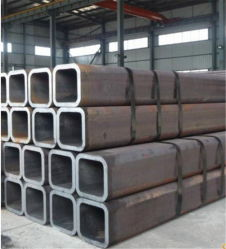 Q345b углерода кронштейн крепления трубопровода нового поставщика оцинкованных Ms стальной трубы квадратного сечения
