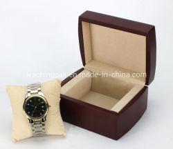 New Design Luxury Red High Gloss Houten horloge doos horloge Opbergdoos Watch Packaging Box