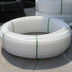 Witte Handige Hdpe Plasitc-Coil Voor Draadbescherming