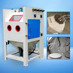 Reinigungs-Geräten-Poliermittel-/Sand-Starten/Sandstrahlen/Sandstrahler-Maschinen-Schrank für das Entfernen des Farbanstrichs vom Teil
