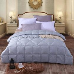 Home Textile 100% coton 95 % de la Courtepointe de canard blanc vers le bas