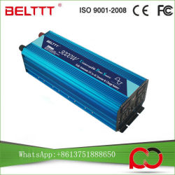 12/24V, 110/220V Solar Pure Sine Wave Power Invertor 3000watt DC to AC Converter