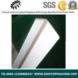 Esquina de papel cartón de la Junta de Protección de borde