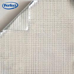 Materiais térmicos Scrim reforçado de alumínio com revestimento de PE