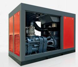 2단계 순수 공기 로터리 공기 압축기(Glassworks용