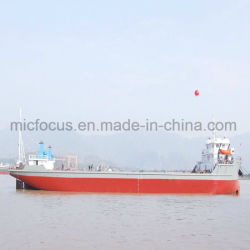 Barge automoteur 20t barge de sable pour la vente