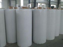 Blanc en polyéthylène anti-corrosion Bande extérieure du tuyau d'enrubannage
