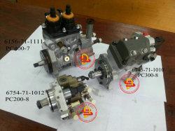 Детали двигателя автозапчастей, запасные части, топливный насос (6156-71-1111)
