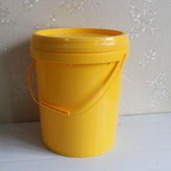 18L de afgedrukte Plastic Emmer van pp voor Chemische Producten
