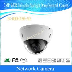 Dahua WDR Full-Color 2MP cámara de red domo de seguridad Starlight (IPC-HDBW4239R-ASE)
