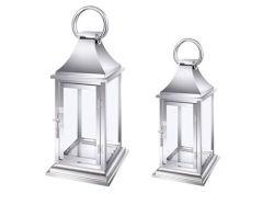 2PCS Set van Outdoor Candle Lantern