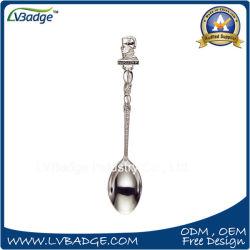 Custom рекламных подарков металлические ложки сувениров