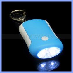 Bright Flashlight Best Promotion Gift를 가진 휴대용 Mini Personal Alarm