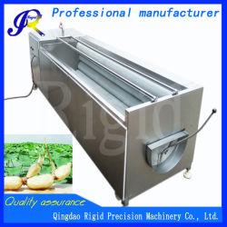 Légumes de la machine à laver automatique électrique Peeler Radis pour pommes de terre