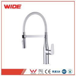 Wide Group - Gewinner Des Reddot Award, Sanitary Ware Distributor Messing Flexibler Pulldown-Küchenhahn mit Magnet Im Inneren