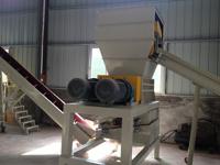 China chatarra profesional equipo de reciclaje de baterías de plomo