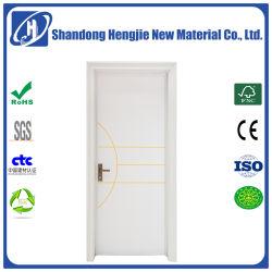 Deur van de Veiligheid Interio Vuurvaste WPC van de Vervaardiging OEM/ODM van China de Decoratieve