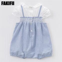 الصين بالجملة ملابس اطفال أزياء أزياء الصيف القطن الرُضّع الأطفال